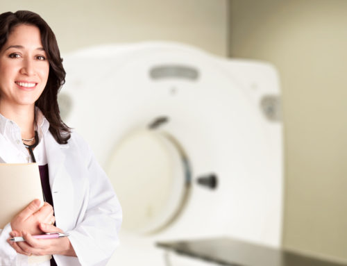 What is a radiologist?